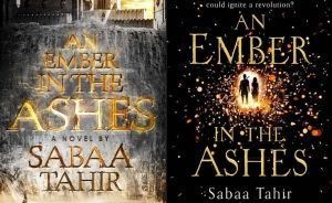 Book Review: An Ember In The Ashes - Sabaa Tahir