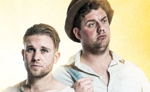 Review: Of Mice and Men @ New Theatre